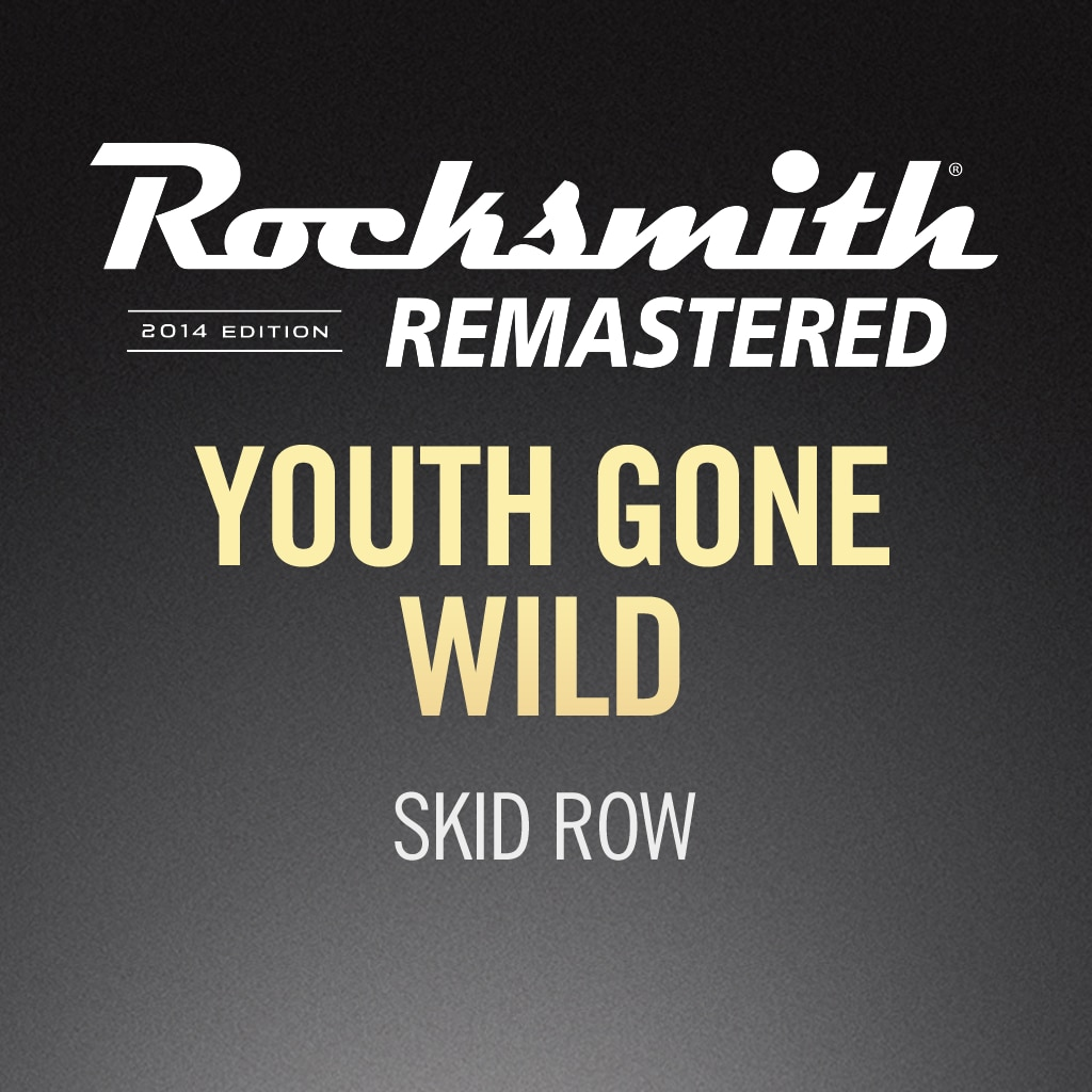 Rocksmith® 2014 – Youth Gone Wild  - Skid Row