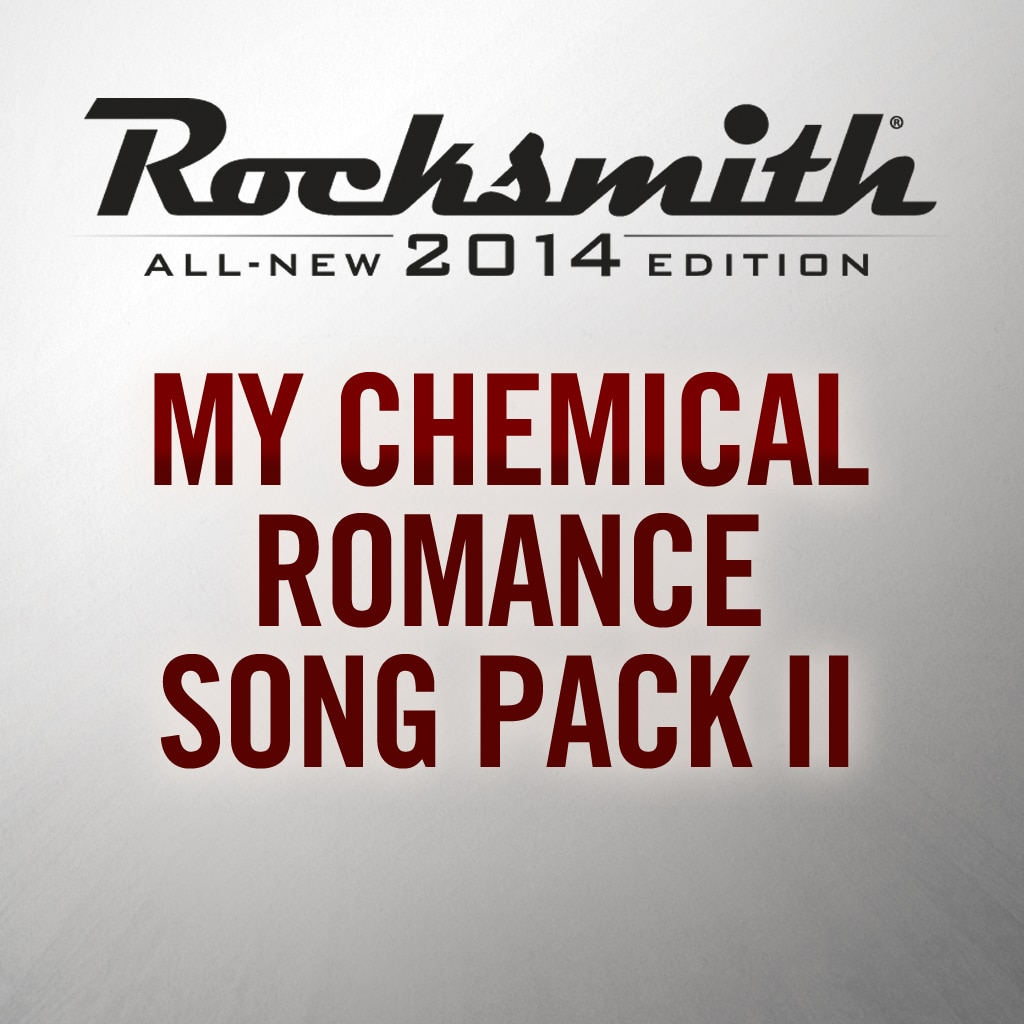 My Chemical Romance Song Pack II