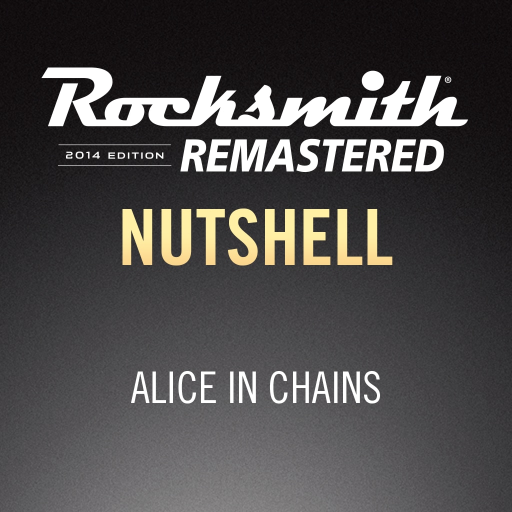 Rocksmith® 2014 – Nutshell - Alice in Chains