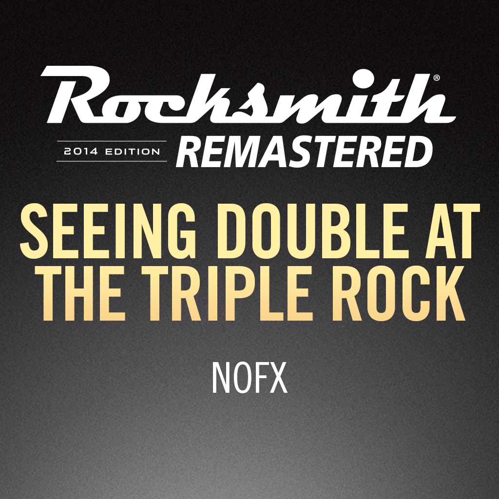 Rocksmith® 2014 – Seeing Double at the Triple Rock - NOFX
