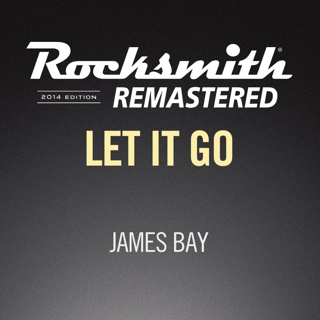 Rocksmith® 2014 – Let it Go - James Bay