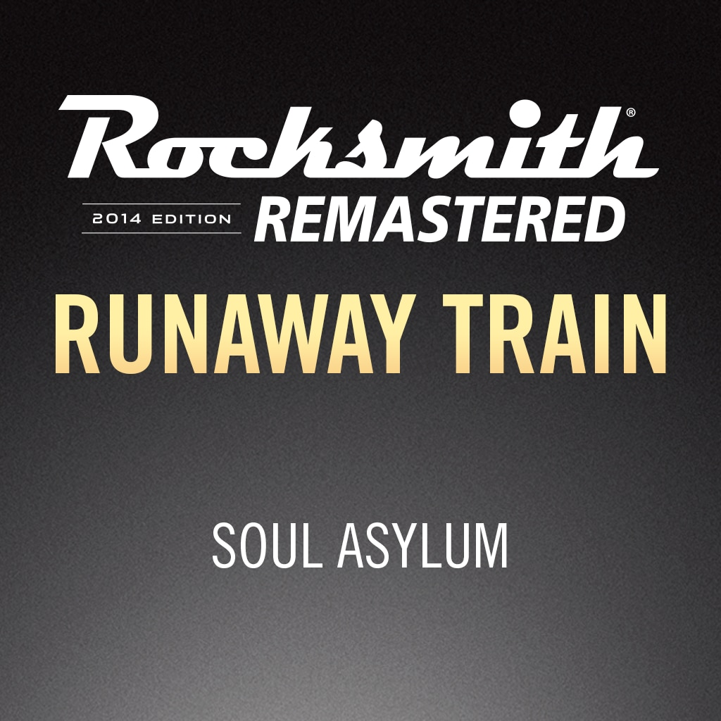 Rocksmith® 2014 – Runaway Train - Soul Asylum