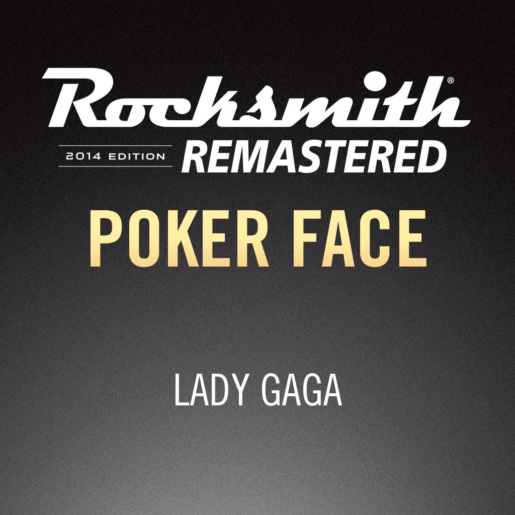 Rocksmith® 2014 – Poker Face - Lady Gaga
