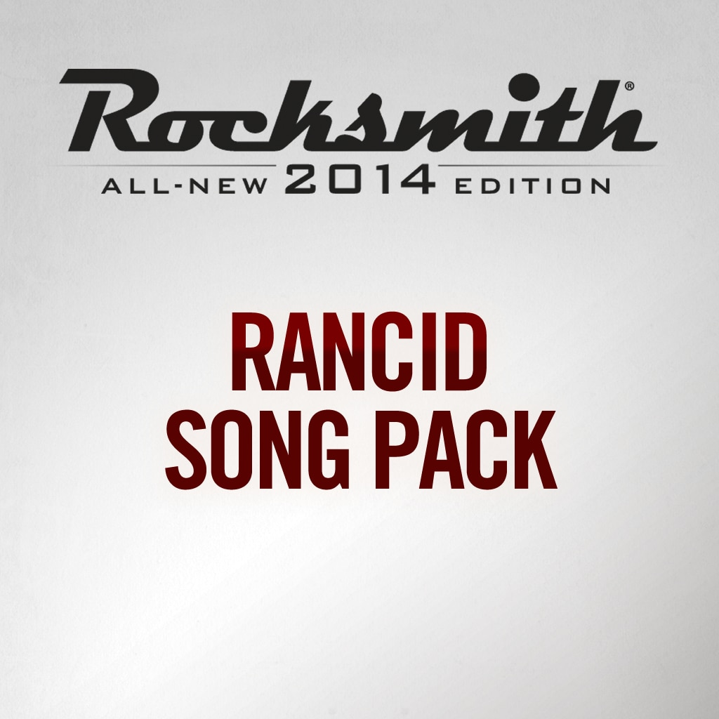Rancid Song Pack