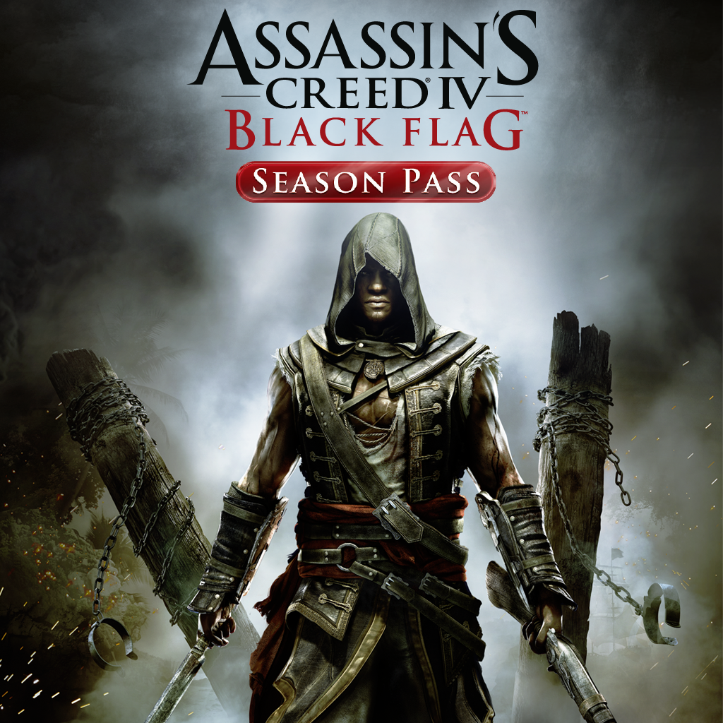 Assassin's Creed® IV Sæsonkort