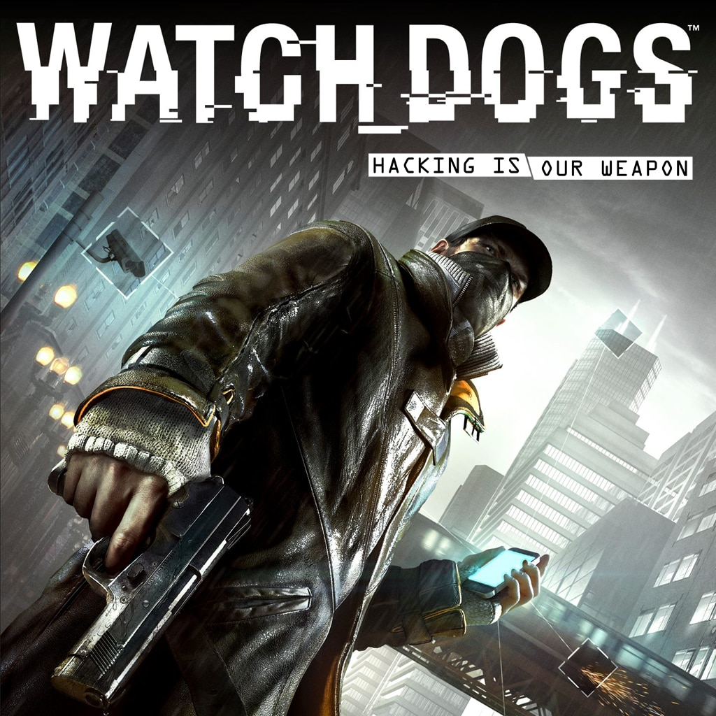WATCH_DOGS™ - Digital Standard Edition PlayStation®Hits (English Ver.)