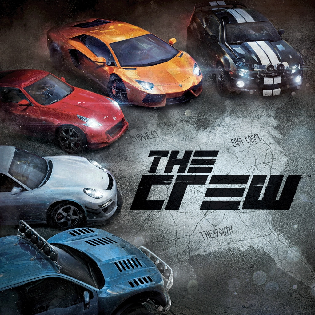 The Crew - Digital PS Plus Edition full game (English)