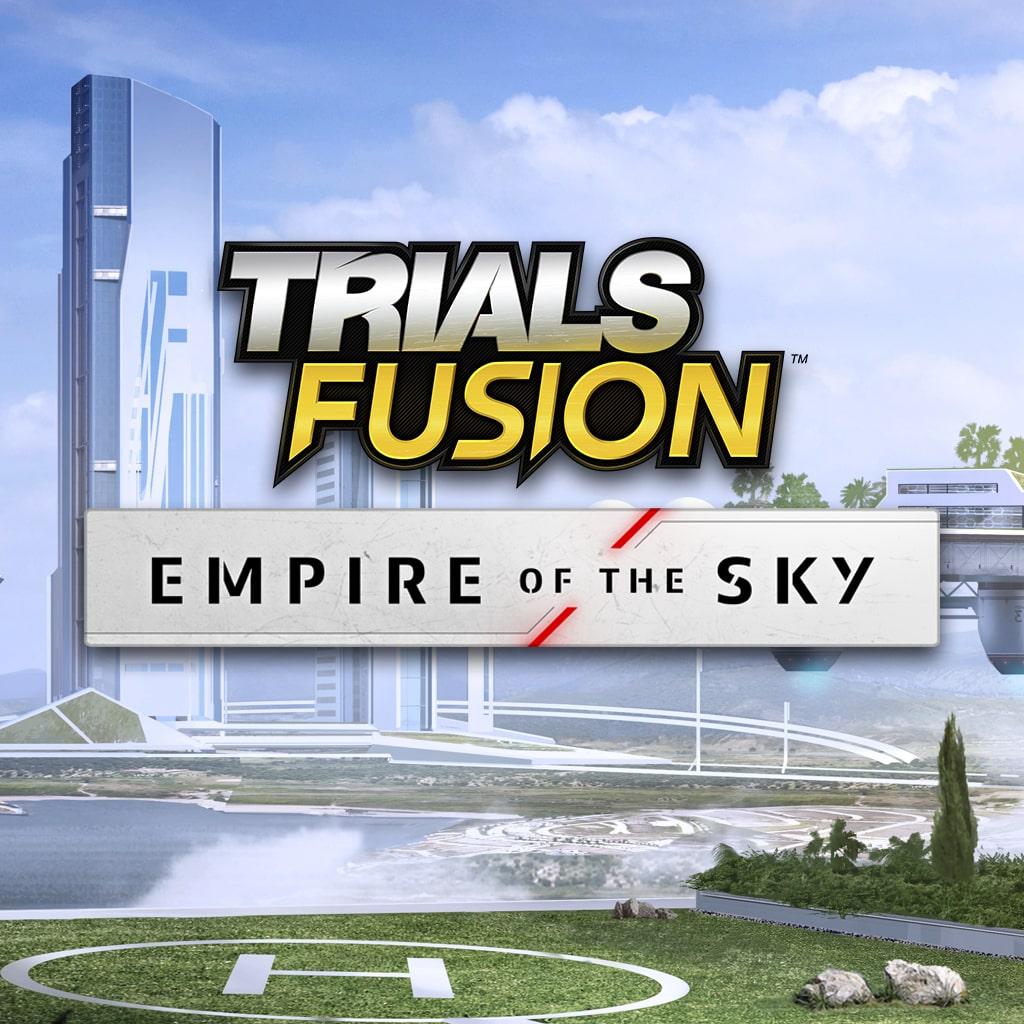 Trials Fusion - Empire of the Sky
