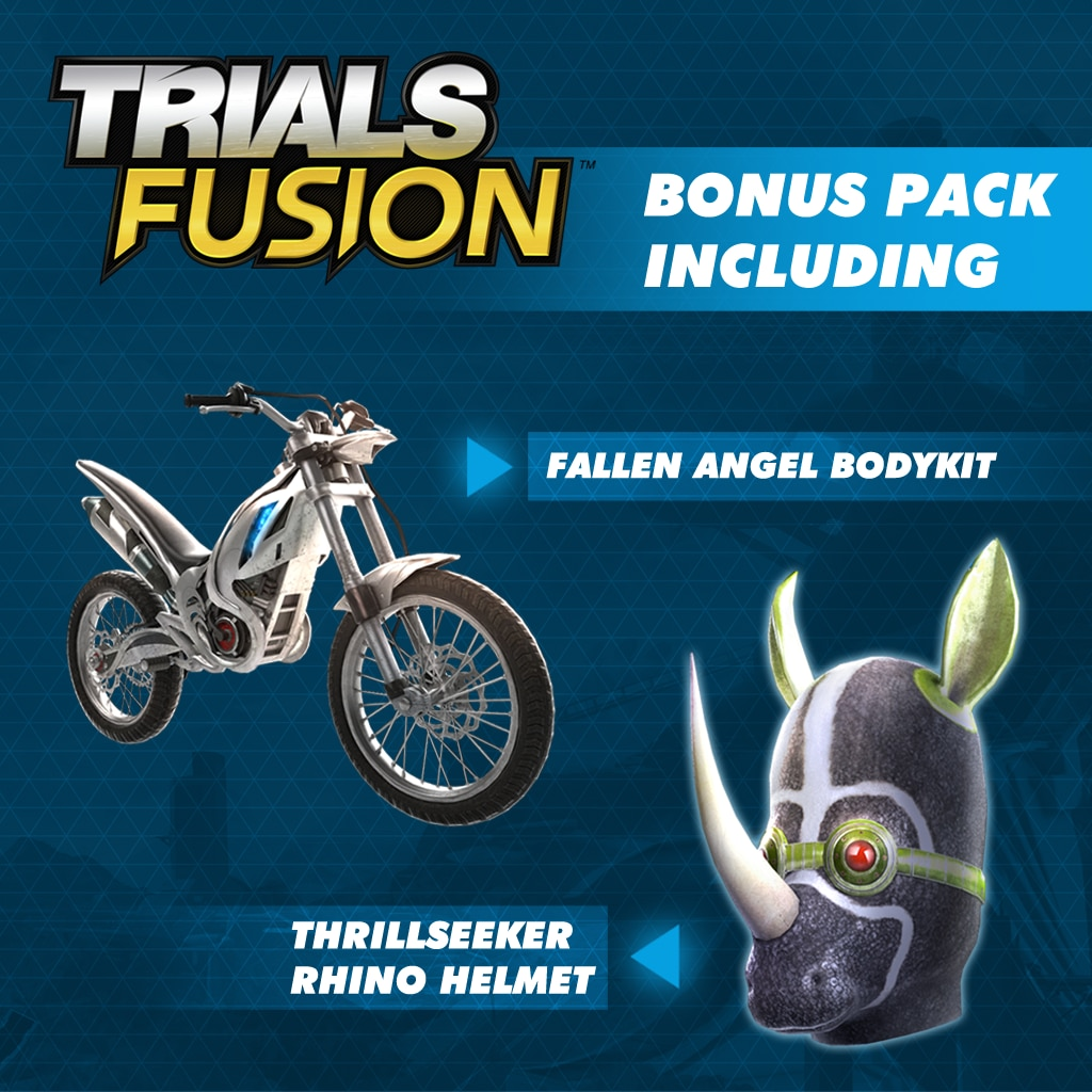 Trials Fusion - Bundle PSN