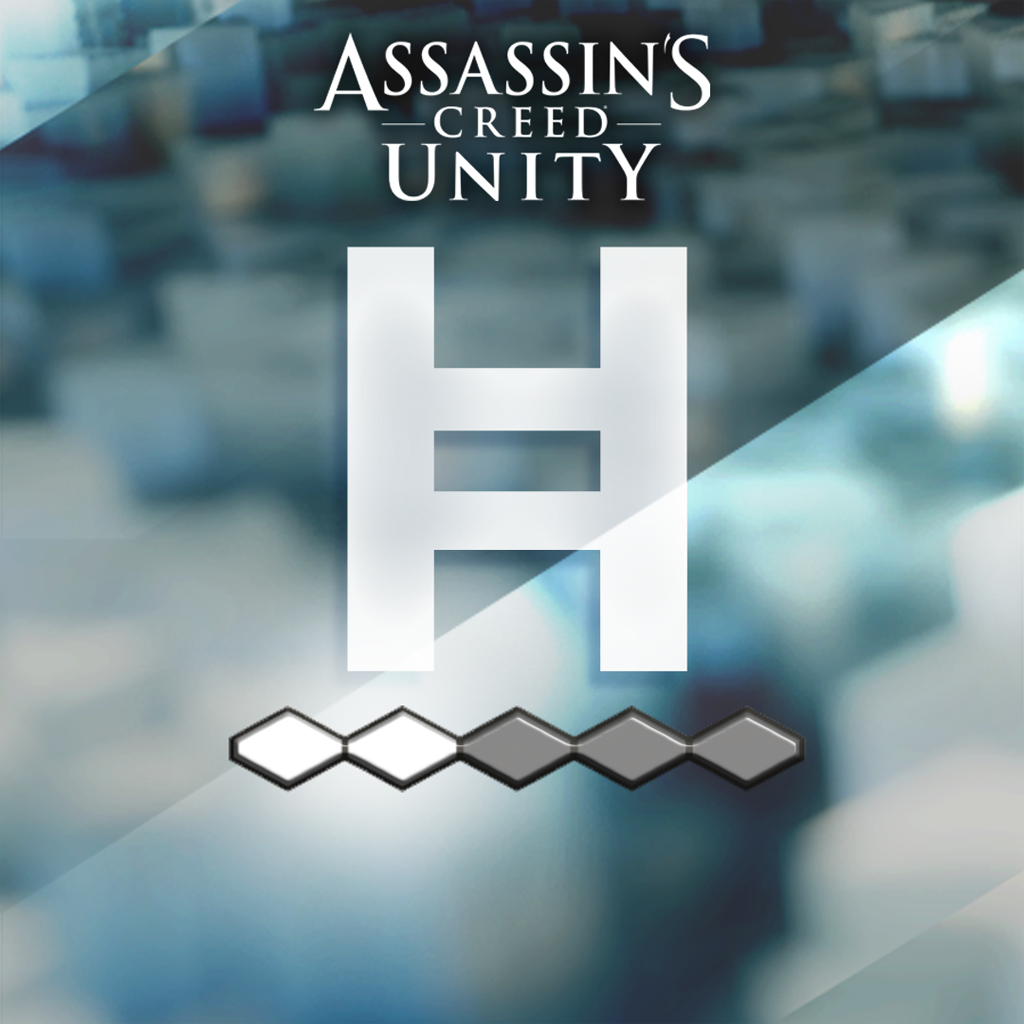 Assassin's Creed Unity HELIX CREDITS – MEDIUM PACK