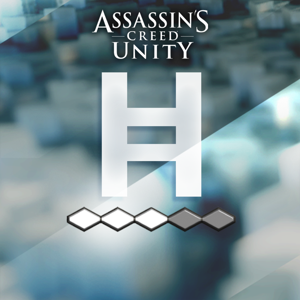 Assassin's Creed Unity HELIX CREDITS – LARGE PACK