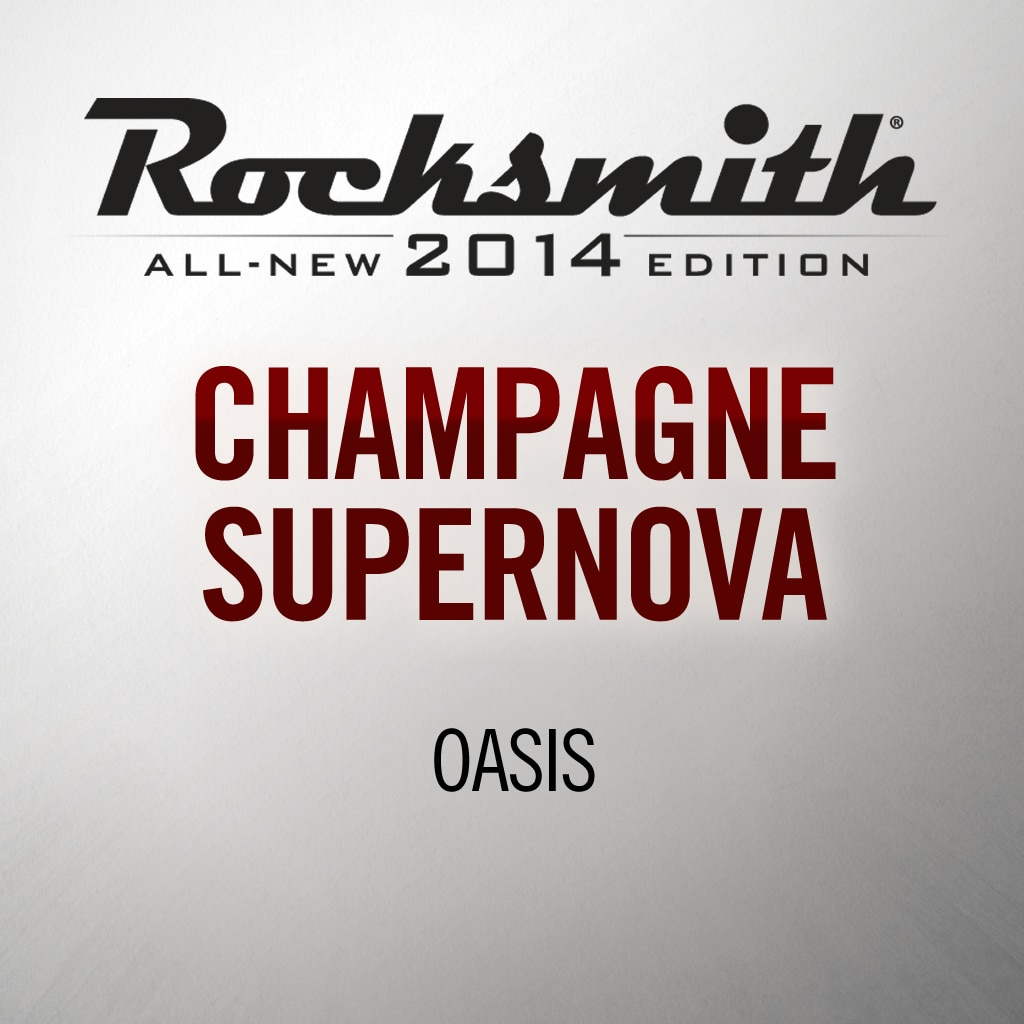 'Champagne Supernova' by Oasis