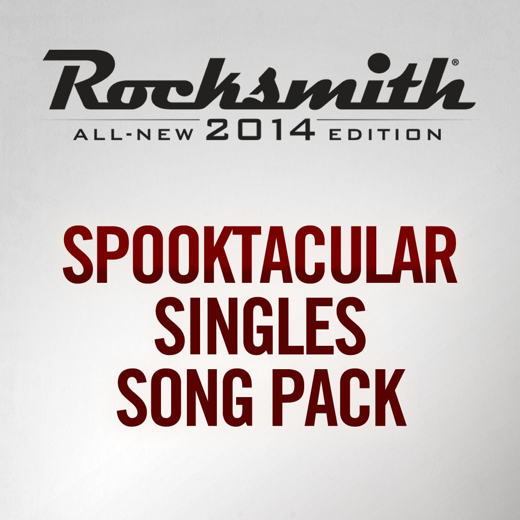 Spooktacular Singles Song Pack