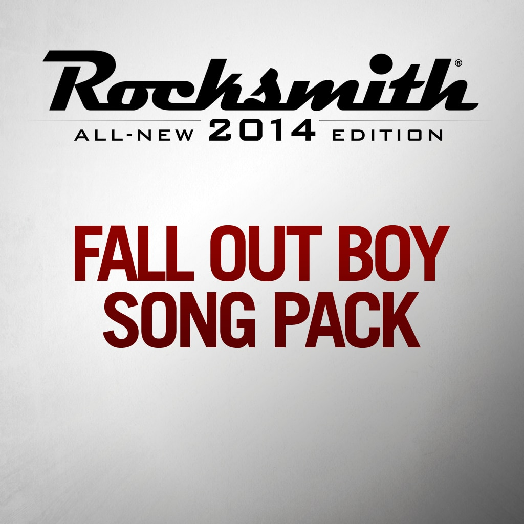 Fall Out Boy Song Pack