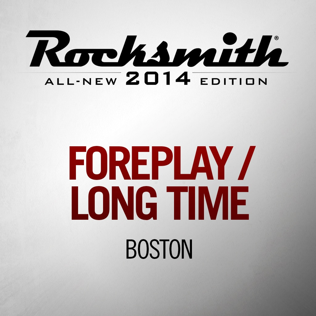 'Foreplay / Long Time' by BOSTON