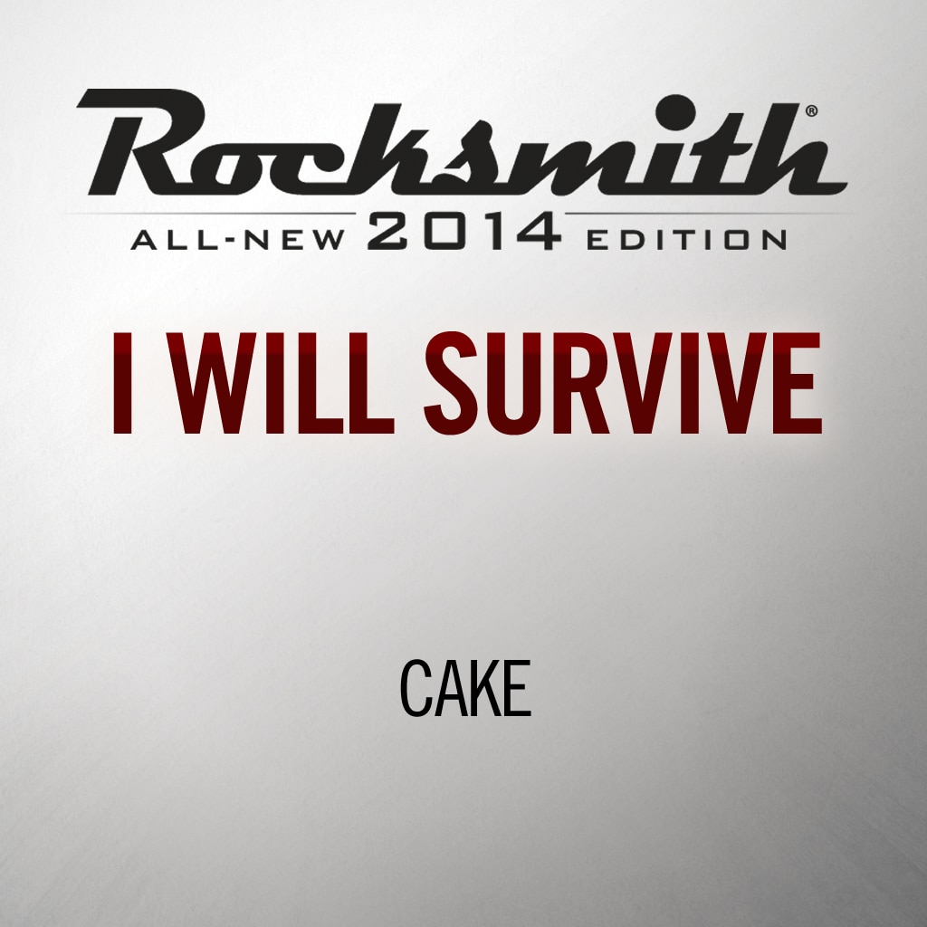 'I Will Survive' by CAKE