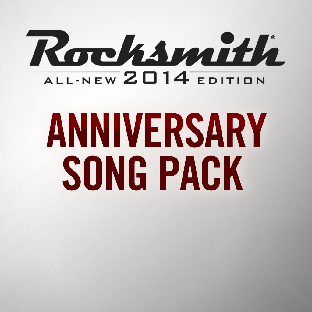 Anniversary Song Pack