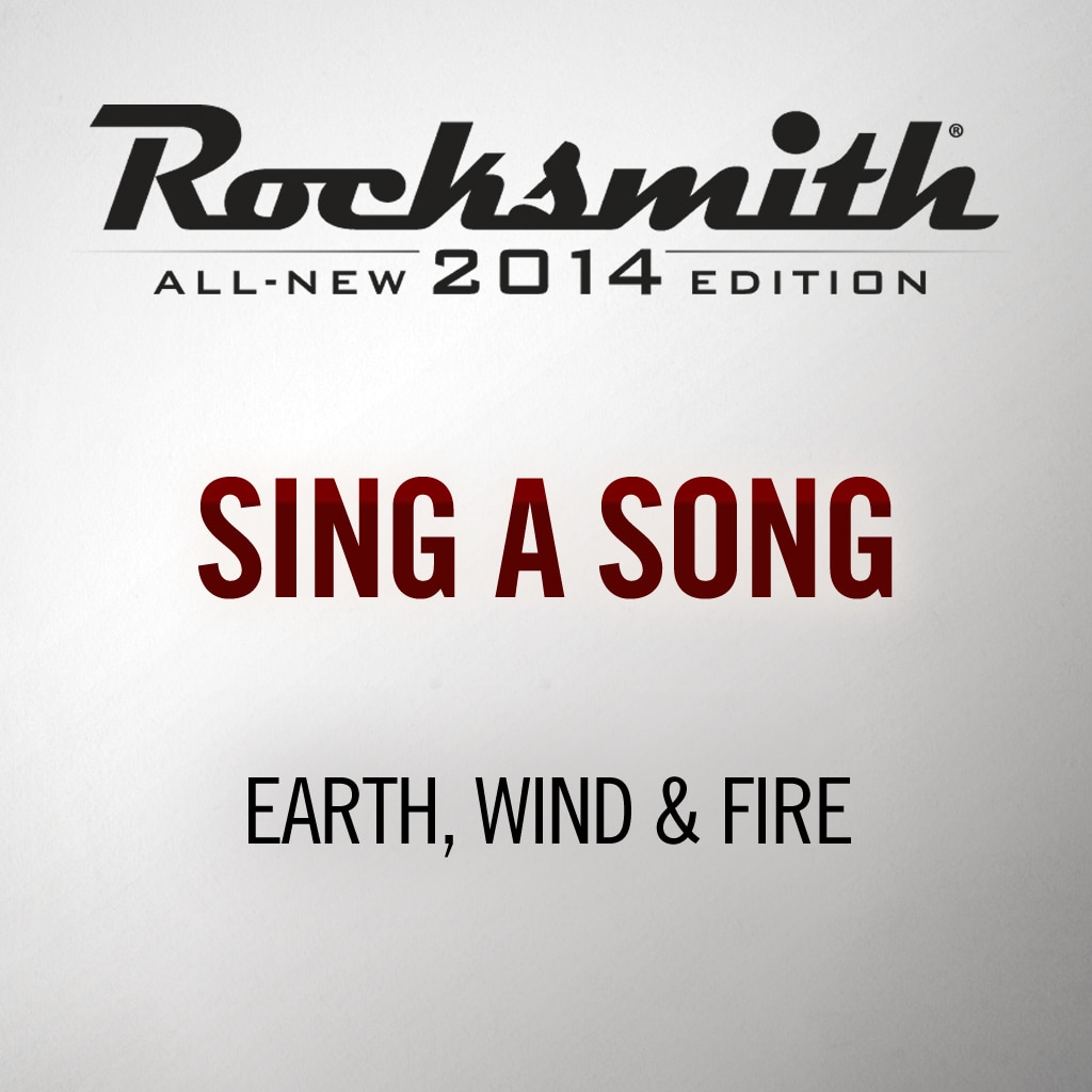 Sing a Song – Earth Wind & Fire