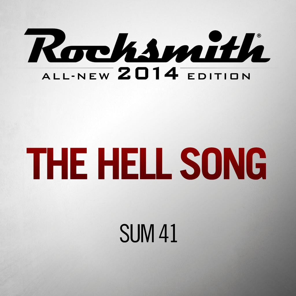 'The Hell Song' by SUM 41
