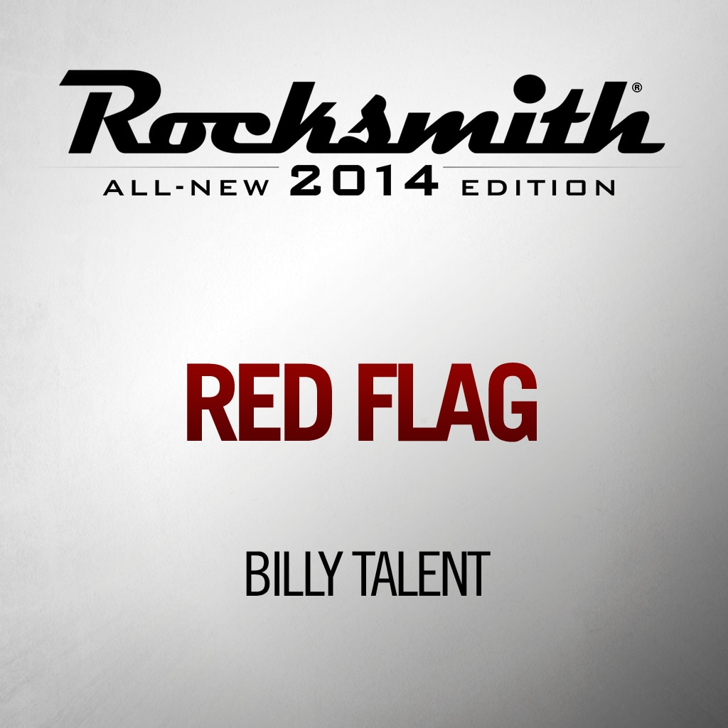 'Red Flag' by Billy Talent