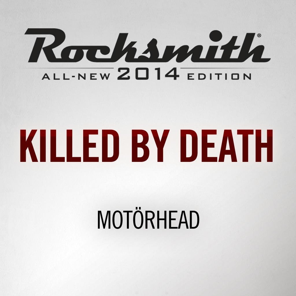 Motörhead - Killed By Death