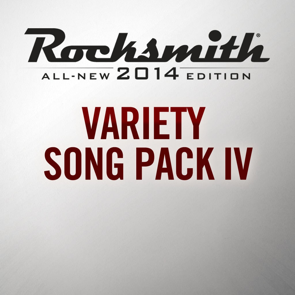 Variety Song Pack IV