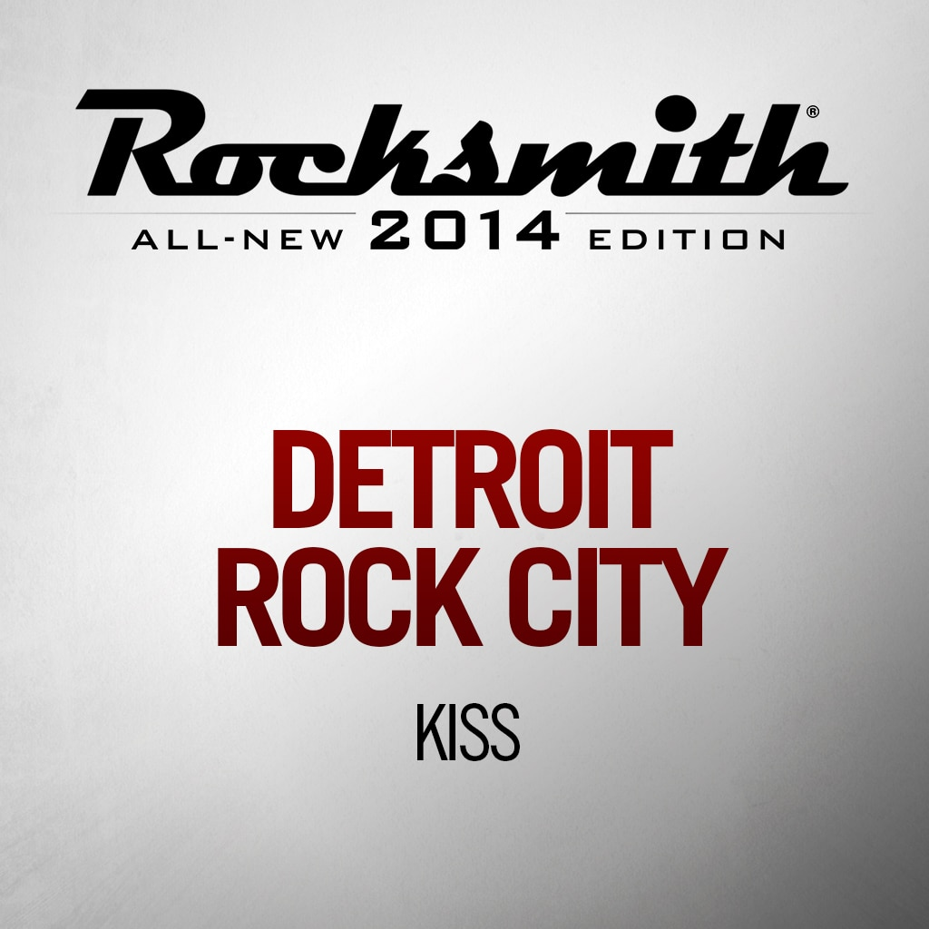 'Detroit Rock City' by KISS