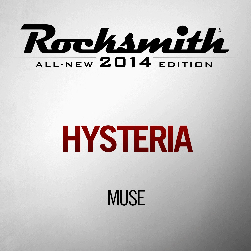 'Hysteria' by Muse