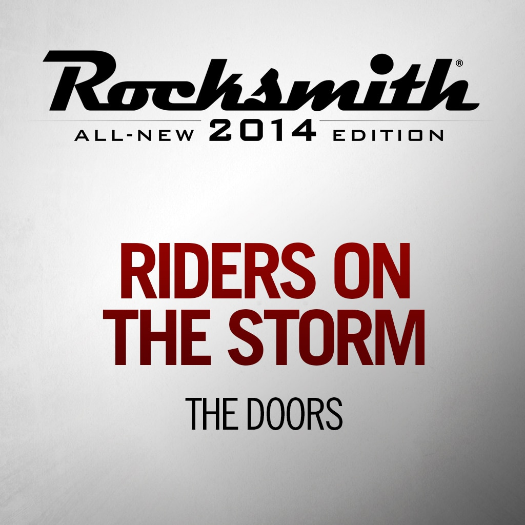 'Riders on the Storm' by THE DOORS