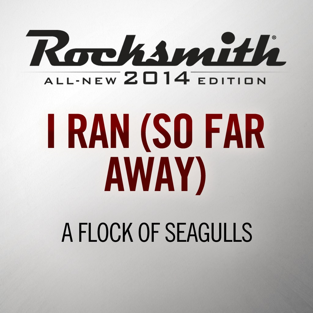 I Ran (So Far Away) - A Flock of Seagulls