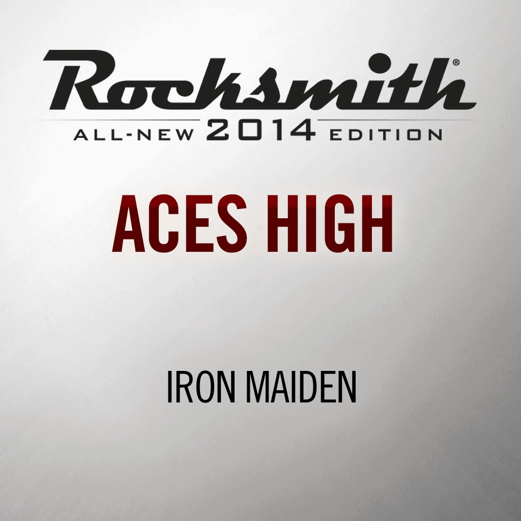 'Aces High' by Iron Maiden