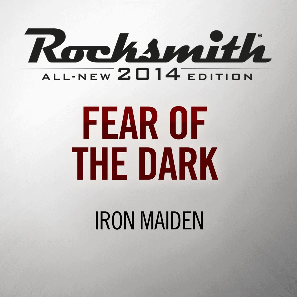 'Fear Of The Dark' by Iron Maiden