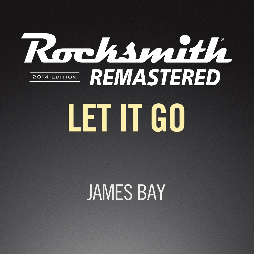 Rocksmith® 2014 – Let it Go - James Bay