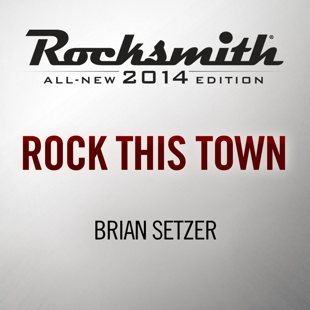 Rock This Town - Brian Setzer