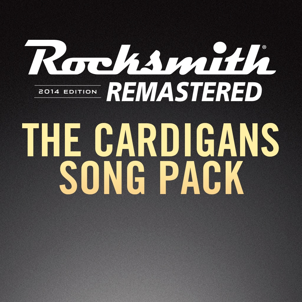 Rocksmith® 2014 – The Cardigans Song Pack