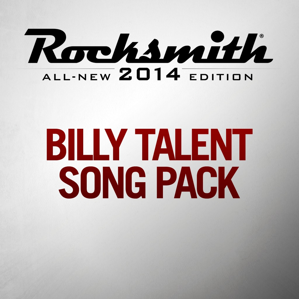 Billy Talent Song Pack