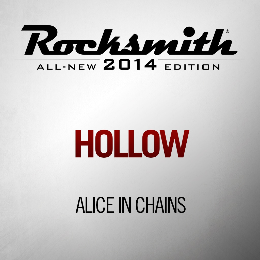 'Hollow' by Alice In Chains