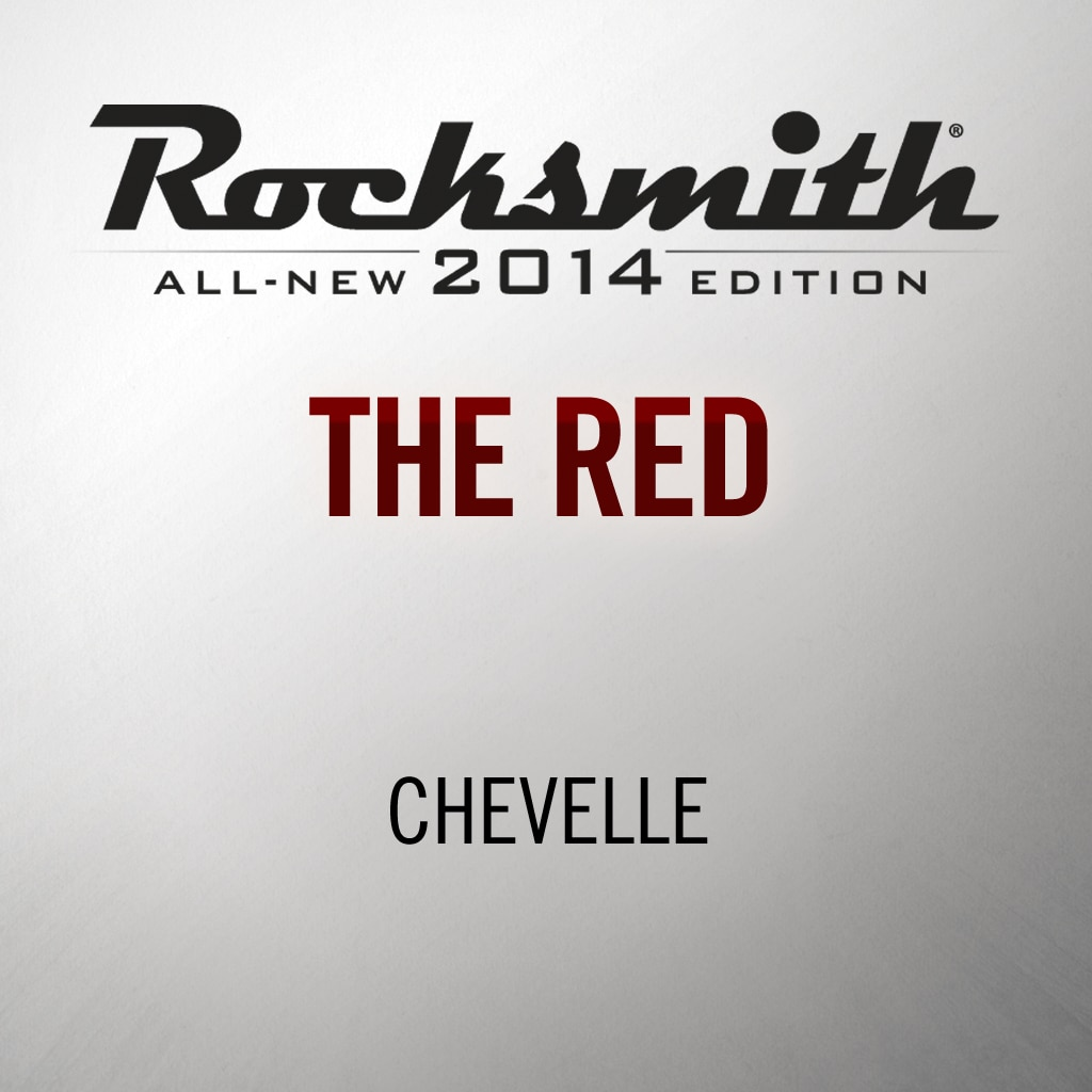 The Red - Chevelle