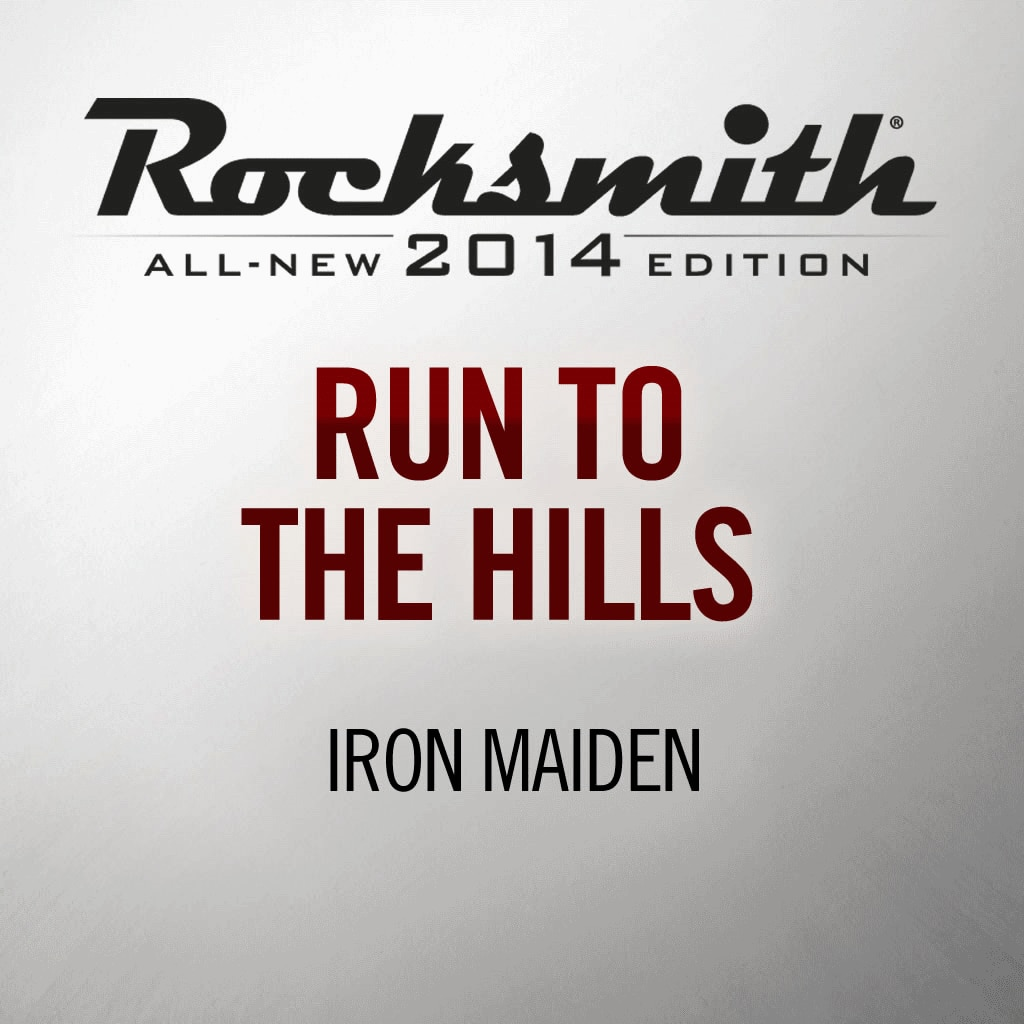 'Run To The Hills' by Iron Maiden