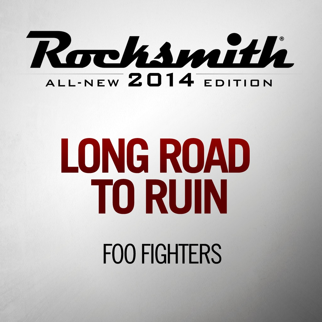 Long Road to Ruin - Foo Fighters