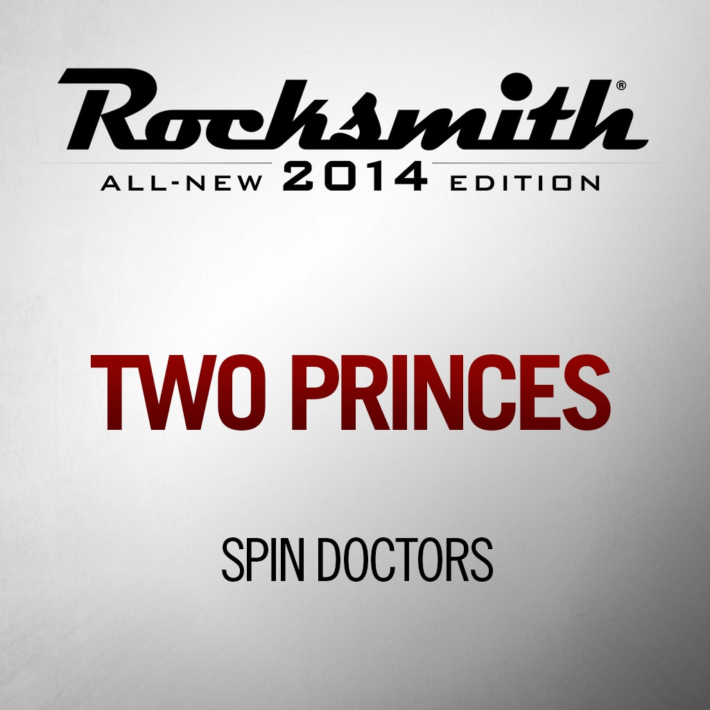 'Two Princes' by SPIN DOCTORS