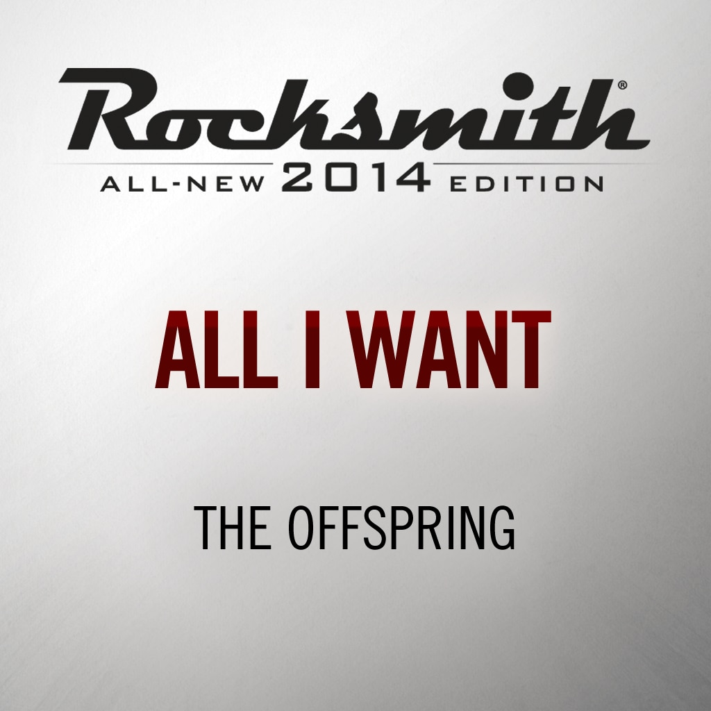 All I Want - The Offspring
