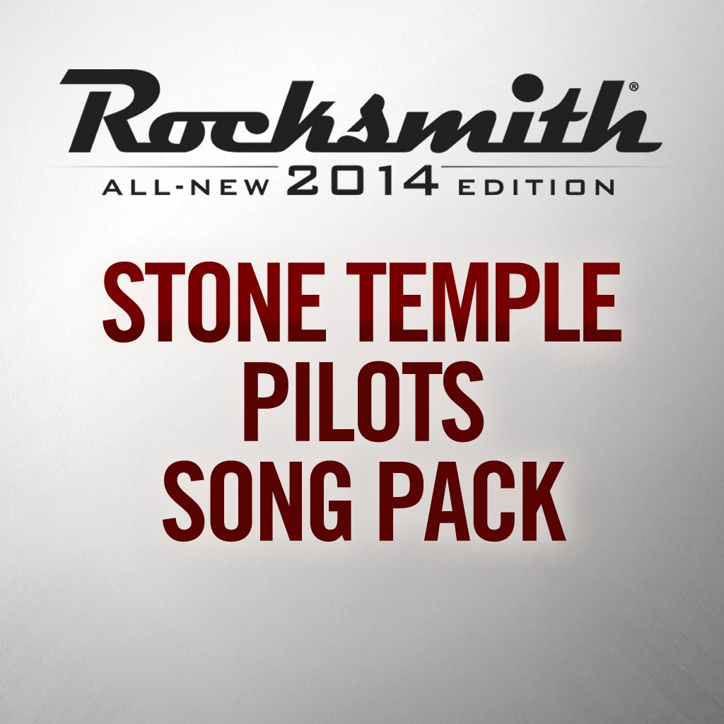 Stone Temple Pilots Song Pack