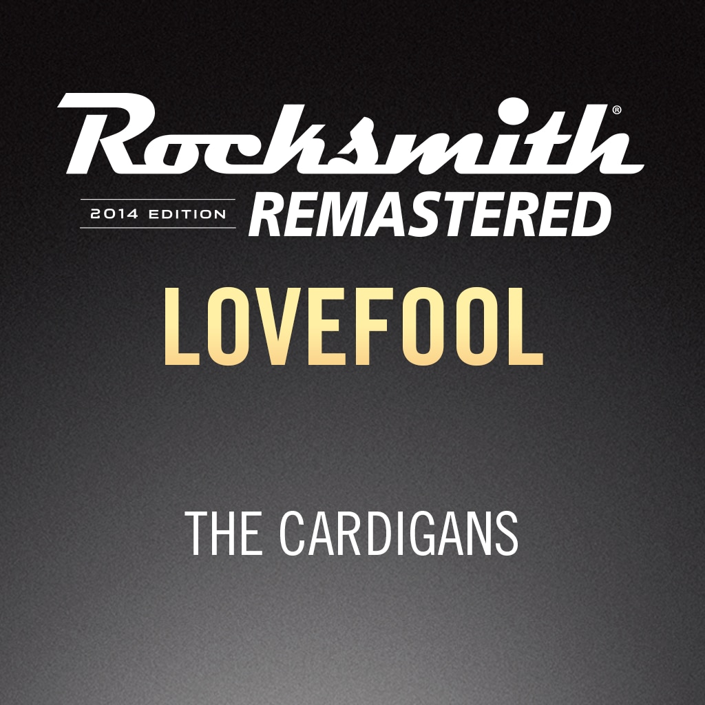 Rocksmith® 2014 – Lovefool - The Cardigans