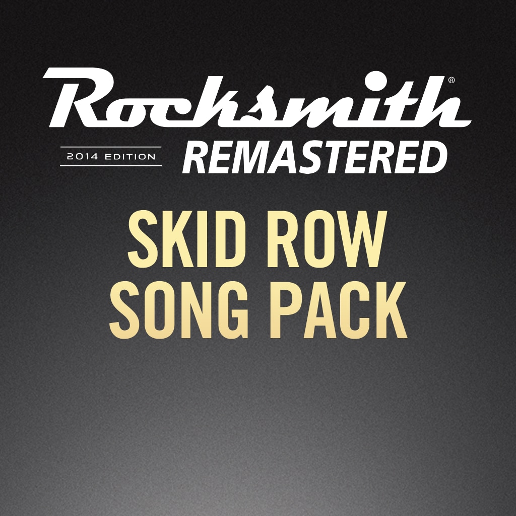 Rocksmith® 2014 – Skid Row Song Pack