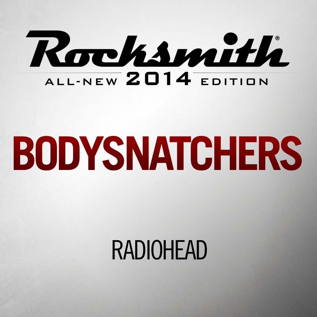 Radiohead - Bodysnatchers