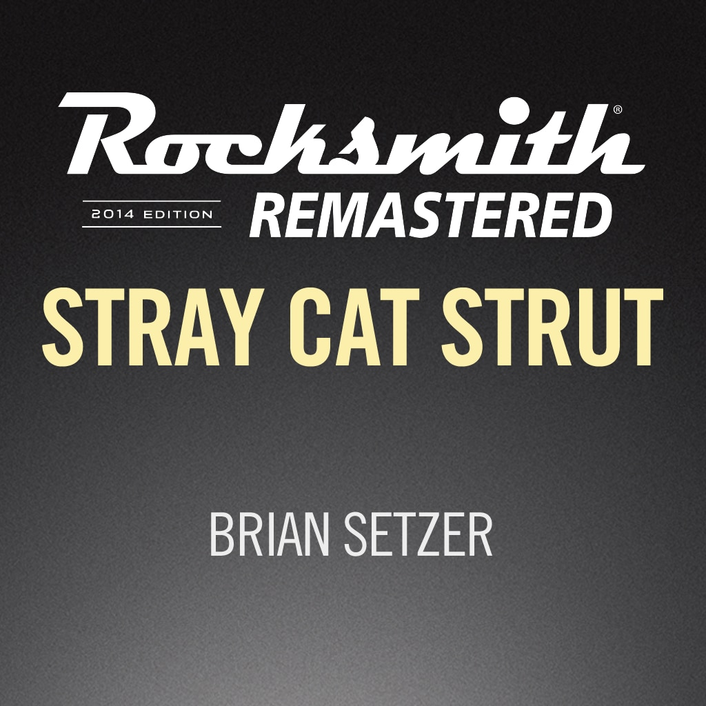 Stray Cat Strut - Brian Setzer
