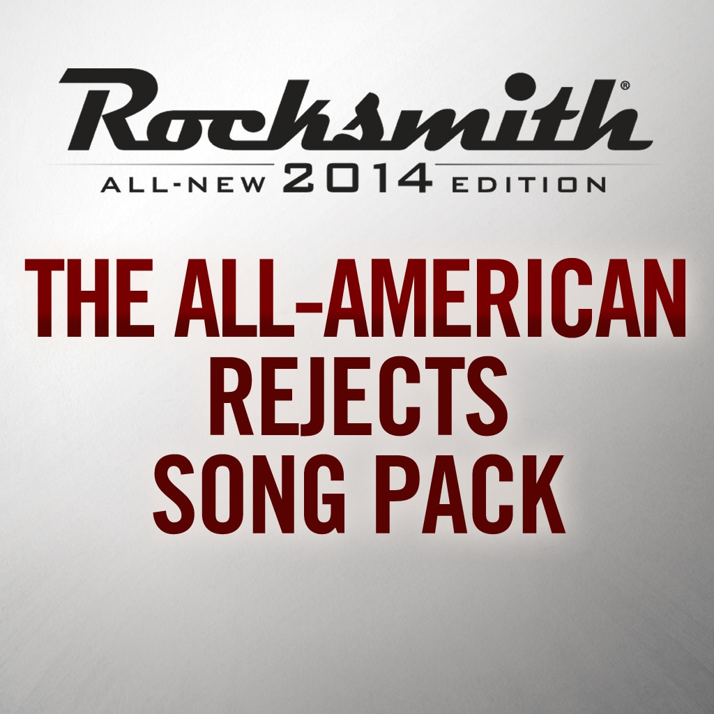 The All-American Rejects SONGPACK