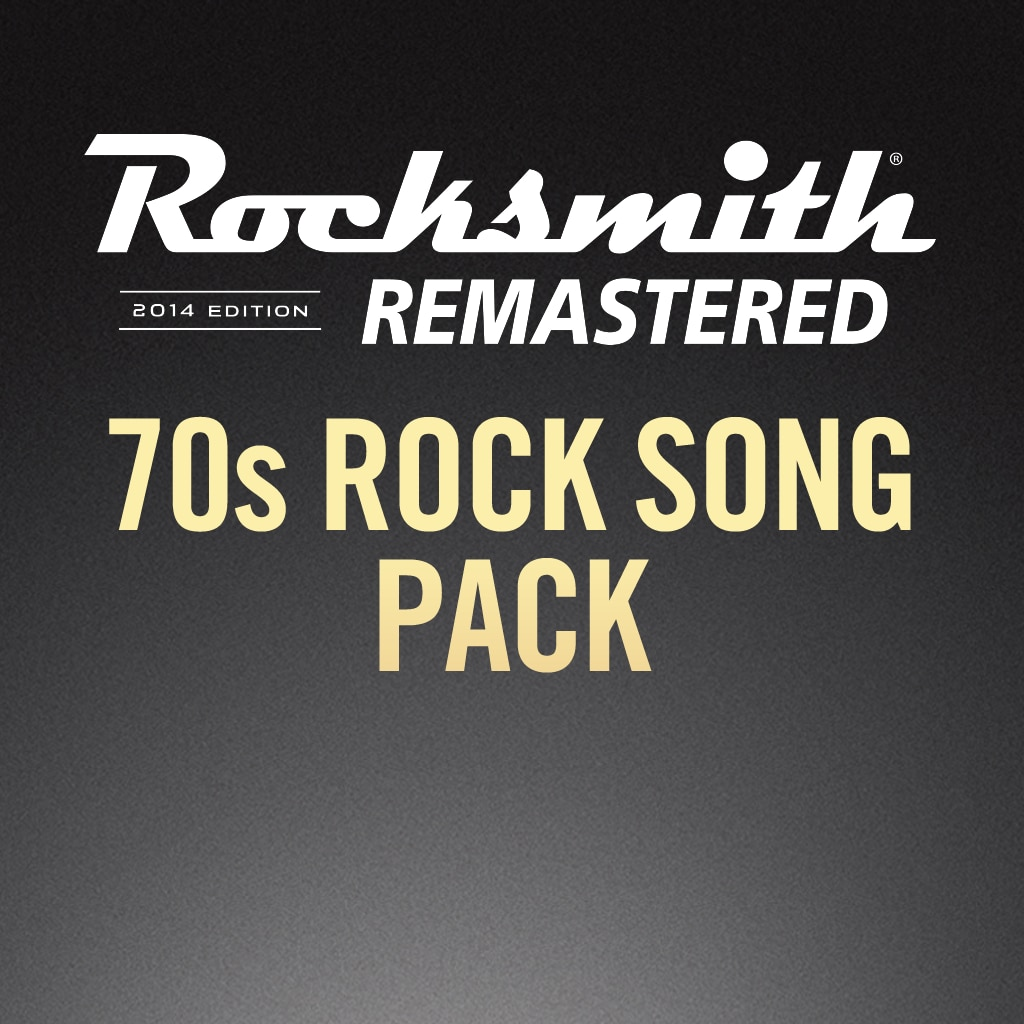 70s Rock Song Pack