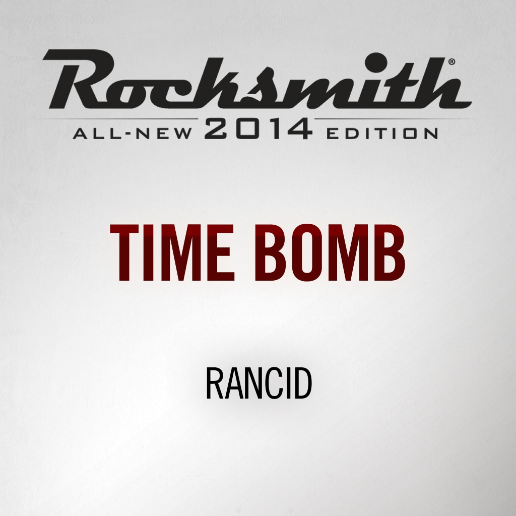 Time Bomb - Rancid